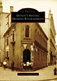 img - for Detroit's Historic Drinking Establishments (Images of America: Michigan) by Victoria Jennings Ross (2008-10-15) book / textbook / text book