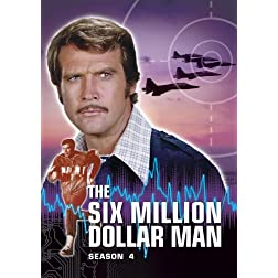 The Six Million Dollar Man: Season 4