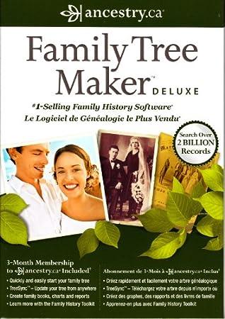 Family Tree Maker 2012 Deluxe