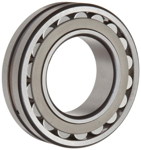 SKF 22213 E Explorer Spherical Roller Bearing, Straight Bore, Standard Tolerance, Steel Cage, Normal Clearance, Metric, 65mm Bore, 120mm OD, 31mm Width, 7000rpm Maximum Rotational Speed, 48600lbf Static Load Capacity, 43400lbf Dynamic Load Capacity