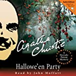 Hallowe'en Party (       UNABRIDGED) by Agatha Christie Narrated by John Moffatt
