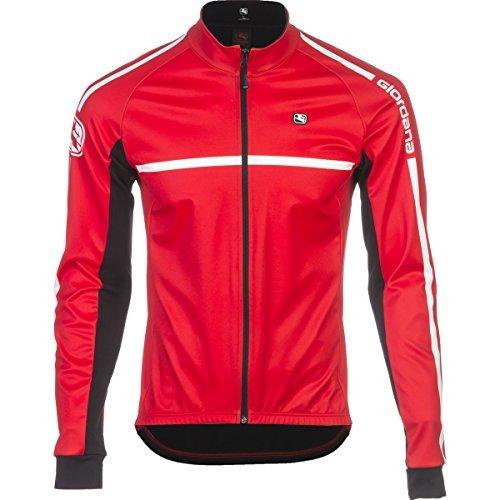 Giordana-Fusion-Lightweight-Mens-Jacket-RedBlack-M-by-Giordana