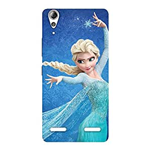 Ajay Enterprises Eli Dream Queen Back Case Cover for Lenovo A6000