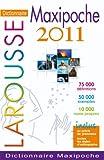 Larousse Dictionnaire Maxipoche 2012