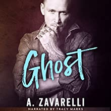 Ghost: Boston Underworld, Book 3 Audiobook by A. Zavarelli Narrated by Tracy Marks