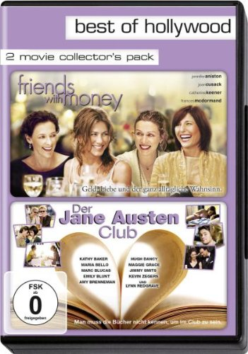 Best of Hollywood - 2 Movie Collector's Pack: Der Jane Austen Club / Friends with Money (2 [2 DVDs]