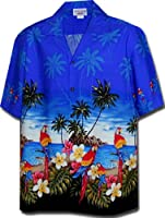 Hawaiian Shirt for Men - Available in Many Patterns and Colors