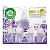 Air Wick Scented Oil 5 Refills, Lavender & Chamomile, (5X0.67oz), Air Freshener (Packaging May Vary)