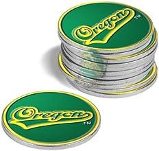 Oregon Ducks Golf Ball Marker 12 Pack