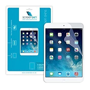 Pack of 3 High Quality Clear Screen Protectors Guard for Apple iPad Mini 1 2 3 Retina