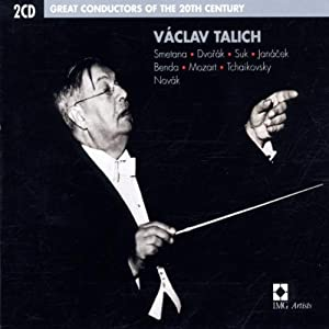 Great Conductors of the 20th Century Vaclav Talich