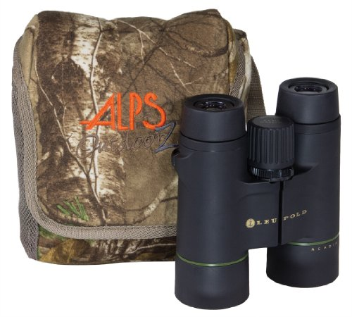 ALPS OutdoorZ Accessory Binocular Pocket (Brushed