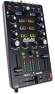 Akai Professional AMX Mixing Surface with Audio Interface for Serato DJ from inMusic Brands Inc.