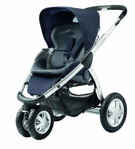 Maxi-Cosi Mura 3 Pushchair (Total Black)