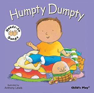 Humpty Dumpty Bsl Hands-on Songs from Child's Play (International) Ltd