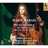 Marais: Pieces for Viol