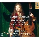 Marais: Pieces for Viol