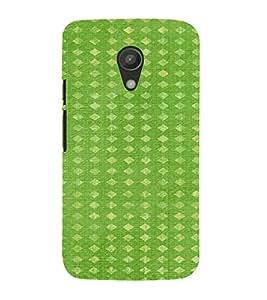PrintVisa Bandhini Cloth Pattern 3D Hard Polycarbonate Designer Back Case Cover for Motorola Moto G2