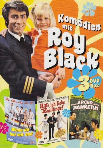 Komödien mit Roy Black [3 DVDs]