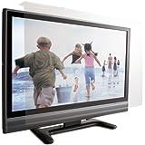 ロアス 46インチ対応 液晶テレビ保護パネル 透明色 表面アンチグレア加工 帯電防止仕様 パネル厚さ3.8mm LCG-046AG