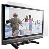 液晶テレビ保護パネル 26インチ用 低反射加工 帯電防止 アクリル厚3.8mm LCG-026AG