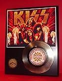 Kiss 24Kt Gold Record LTD Edition Display
