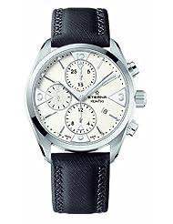 Eterna Men's 1240.41.63.1184 Kontiki Stainless steel Chronograph Watch