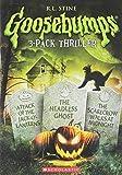 Goosebumps: Attack of Jack O'Lanterns / Scarecrow