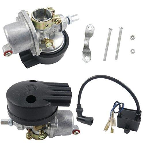 Bike Motor Parts : Seeutek cc bicycle engine motor kit motorized