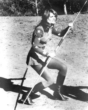 WONDER WOMAN CATHY LEE CROSBY 24X36 POSTER PRINT