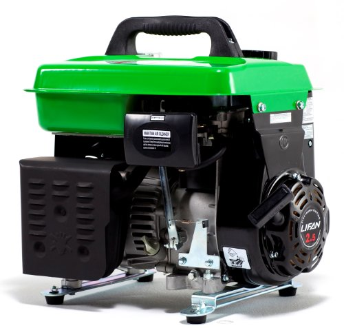 Lifan Lifan Energy Storm ES1500 1500 Watt 3 HP 97cc OHV 4-Stroke Gas Powered Portable Generator