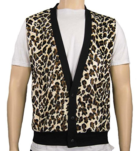 80's Ferris Bueller's Day Off Costume Vest - S to XXL