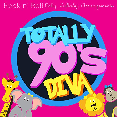 Rock N' Roll Baby Music Toy Totally 90's Diva