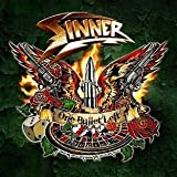 "One Bullet Left (Limited Digipak)von ""Sinner"""