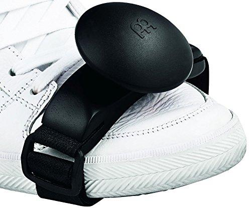 Meinl Percussion FS-BK - Shaker da piede, colore: Nero