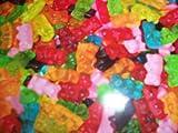 Candy Sugar Free Gummi Bears,1 lb. Bag