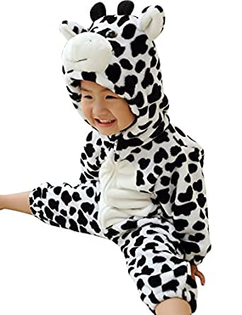 Little Hand Boys Baby Cartoon Animal Costume Romper Playsuits Outfits Jumpsuit