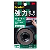 3M スコッチ 強力両面テープ 自動車外装用 15mm×1.5m KCA-15