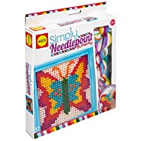 ALEX Toys Craft Simply Needlepoint - Butterfly from ALEX Toys