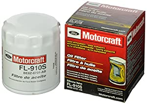Motorcraft FL-910S Engine Oil Filter by Motorcraft