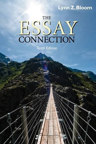 lynn z. bloom the essay connection Abebookscom: the essay connection (9780840030078) by lynn z bloom and a great selection of similar new, used and collectible books available now at great prices.