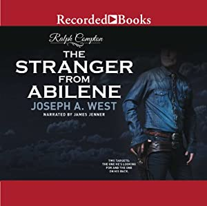 The Stranger from Abilene Audiobook