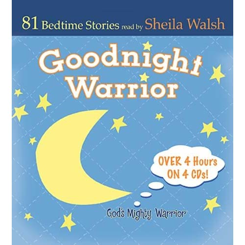 Gods And Warriors Books In Order: 4 CD Set: 81 Favorite Bedtime Bible