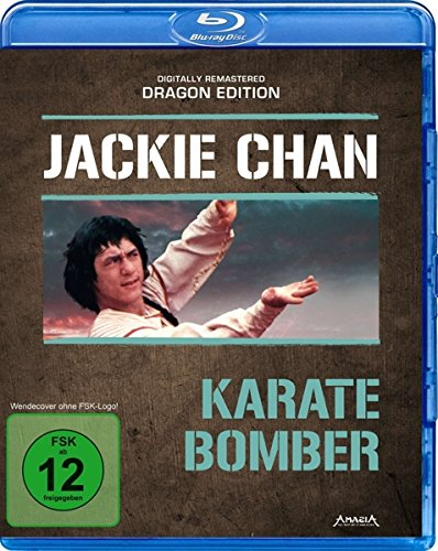 Jackie Chan - Karate Bomber - Dragon Edition [Blu-ray]