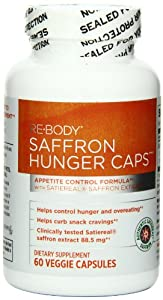Rebody Hunger Capsules, 60 Count