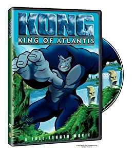 Kong: King of Atlantis (Sous-titres franais) [Import]