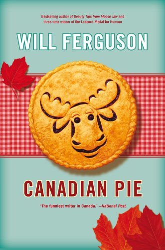 Canadian Pie – the book !