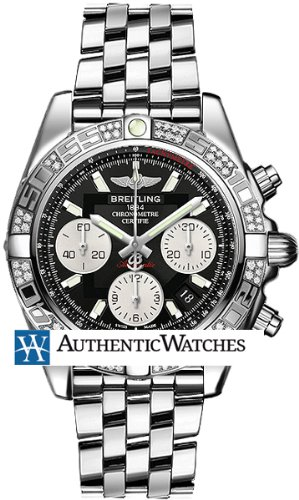 Breitling Chronomat 41 Automatic Chronograph Mens Watch AB0140AA/BA52