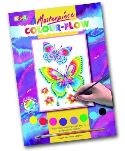 KSG - Colour Flow Junior Butterflies