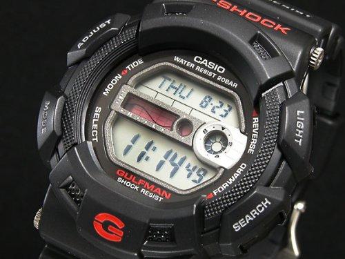 Casio CASIO G shock g-shock gulfman watch G9100-1 [parallel import goods]